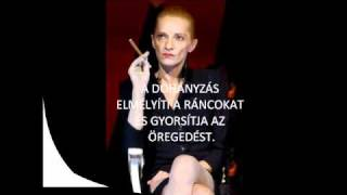 nézz reklámot leszoktam a dohányzásról)
