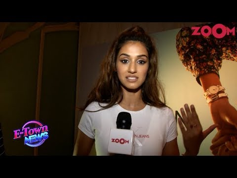 Disha Patani on working with Salman Khan for the first time in Bharat | Exclusive Interview