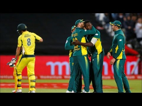South Africa vs Australia | 5th ODI | David Warner's Ton In Vain As South Africa Cleansweep Series
