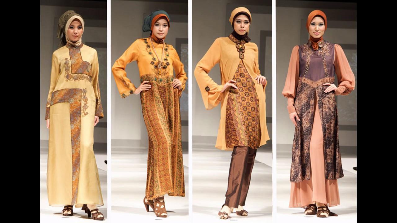 Model Baju Muslim Orang Tua Terbaru Youtube
