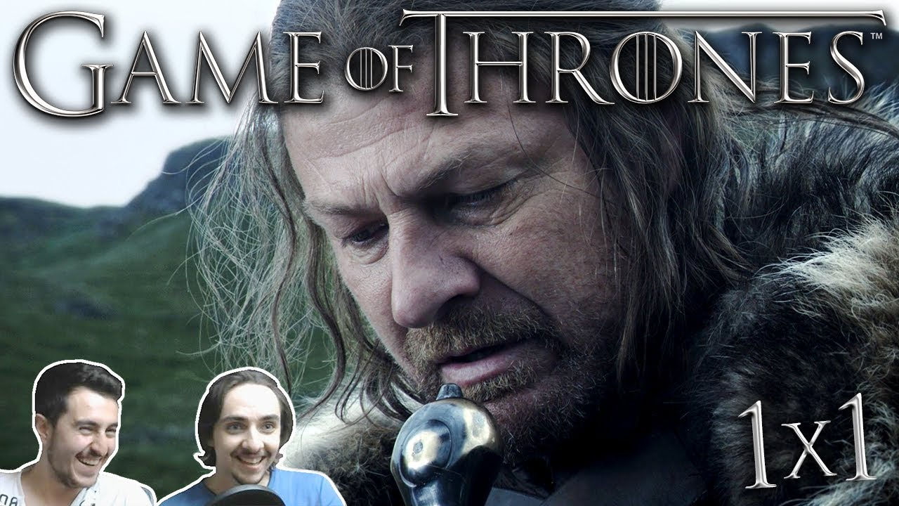 "Download Game of Thrones Season 1 Episode 1 REACTION ""Winter is Coming"""