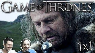 Game of Thrones Season 1 Episode 1 REACTION