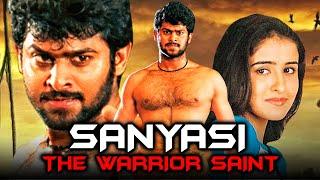 Sanyasi The Warrior Saint (Raghavendra) Hindi Dubbed Full Movie | Prabhas, Anshu, Shweta Agarwal