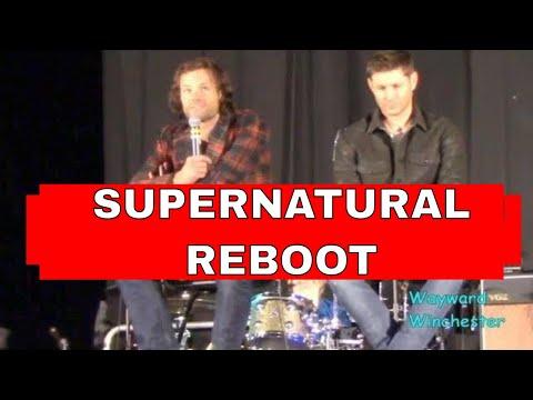 Jensen & Jared Talk About Supernatural Reboot Returning On Netflix After Season 15 Ending Potential