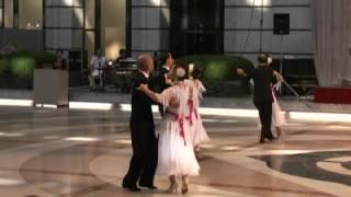 東京フレンド倶楽部主催のダンスパーティー、スカイラークジュニアによ...