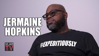 "Jermaine Hopkins: 'Juice' Movie Set Got Shot At After 2Pac Yelled ""F*** New York!"" (Part 8)"
