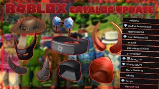 "Roblox Premium ""Update"" Logo I Catalog Info (New Amazing UGC Hats)"