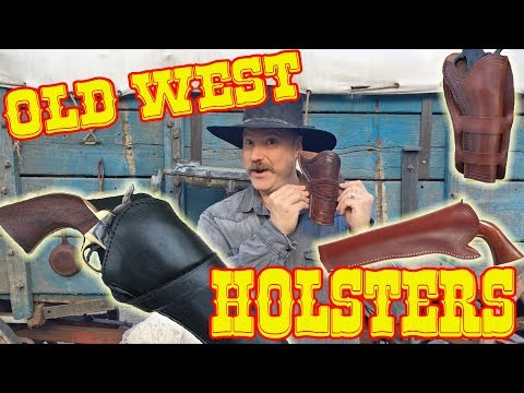 Old West Holsters Mp3