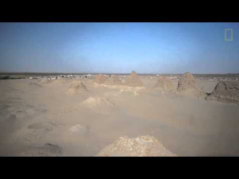 Explore Ancient Pyramids in Sudan by Drone