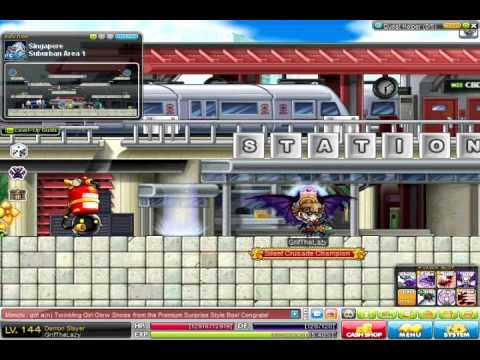 Maplestory GMS: How To Get To Singapore, MP3 (Mysterious Path 3) And  Malaysia Guide