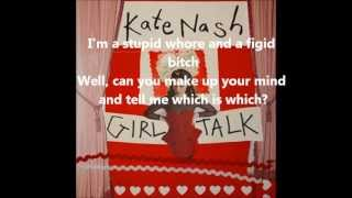 Watch Kate Nash Rap For Rejection video