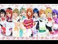 "【Love Live!】μ's - もぎゅっと""love""で接近中!(Mogyutto ""love"" de Sekkin Chuu)  Dance Cover by 波利花菜园"