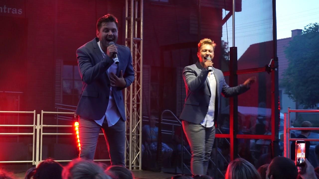 Lietuvaičiai - Akimirkos iš koncerto (Vištytis 2018)