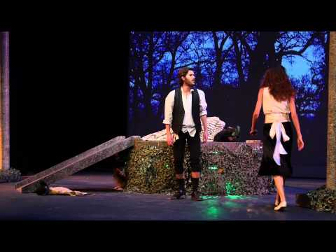 A Midsummer Night's Dream - Directed by W. Steven Lecky