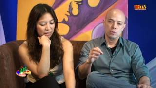Joel Trinidad & Casisa Borromeo - Art2art April 22, 2012 Episode