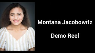 Montana Jacobowitz | Demo Reel