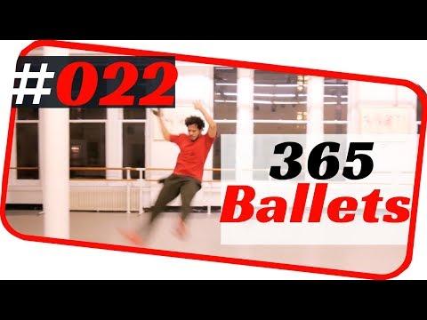 ballet male solo- 365 Ballets- ballet choreography. NYC ballet -022
