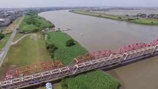 エツ祭(プレ)六五郎橋