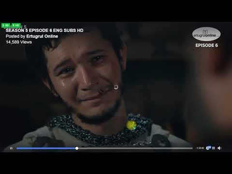 Download Dirillis Ertugrul Season 5 Episode 6 Full Trailer With Urdu