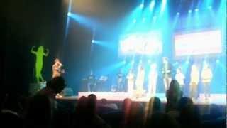 Winnares Kinderen voor kinderen provinciale finale Flevoland 2013 - Melody Jesarela