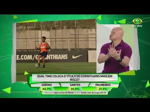 Ronaldo: Timão Deixou A Desejar Contra O Santos