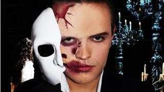 The Phantom of the Opera - Makeup Tutorial!