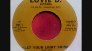 Willie Dale- Let your light shine Rare Modern Soul Funk Breaks