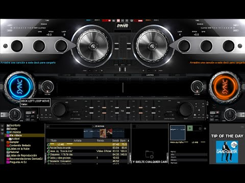 Descarga 60 Skins Para virtual DJ 8 (Mediafire) 2017