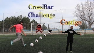 CrossBar Challenge | Reto Del Larguero Con Castigo (Resubido) - EduFto