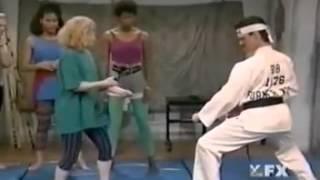 Jim Carrey Karate Istruttore