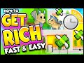 How To Get RICH FAST & EASY in 15 Minutes! MONEY HACKS in Adopt Me! Prezley Adopt Me Money Hacks