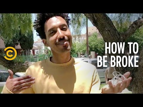 Free Charger - How to Be Broke