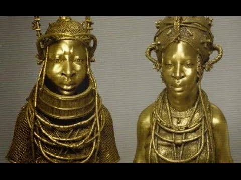 117 years later: SEE stolen artifacts Britain returned to Nigeria (photos)