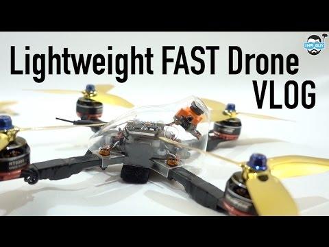 HPI GUY | VLOG 015 I Building A Super Lightweight Streamline Racing Quad