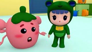 Развивающий мультфильм - Руби и Йо-Йо - Йо-Йо в очках
