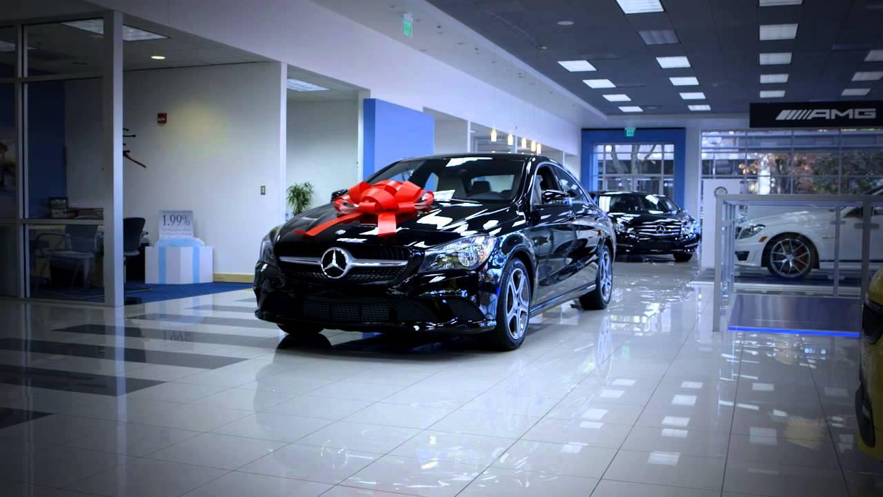 Mercedes Benz Portland >> Mercedes Benz Of Portland Branding Commercial Youtube