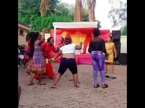 Malawi Women Crazy Dance