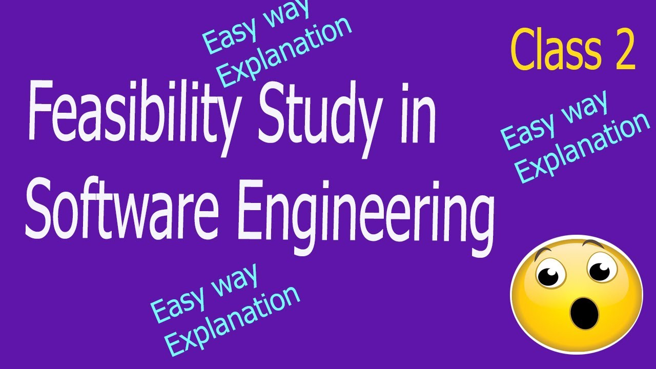 What Is Feasibility Study In Hindi And English What Is Feasibility Study Feasibility Study Youtube