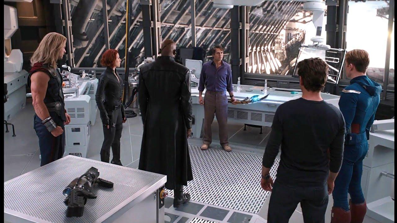 Download Avengers Angry Argument Scene - The Avengers 2012 movie scene