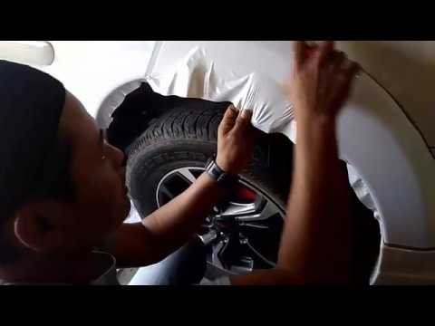 CARA CEPAT CUTTING STICKER MANUAL Mobil, Hasil PUAS!!