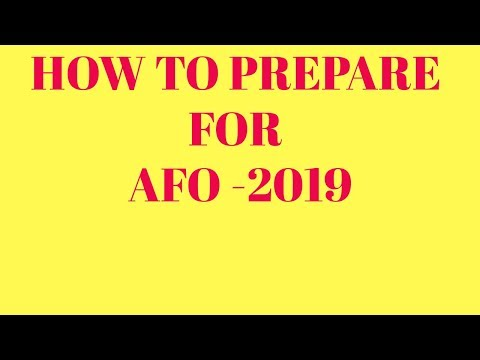 How to prepare for AFO 2019 Agricultural field officer IBPS