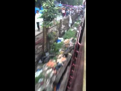 Mumbai harbour line