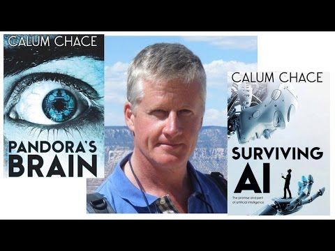 Calum Chace on philosophy and Artificial Intelligence