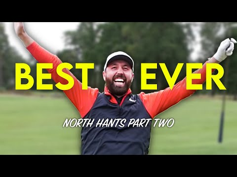 The Best Birdie On A Vlog...EVER!? North Hants - Part Two