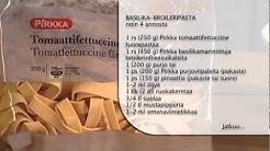 Basilika-broileripasta