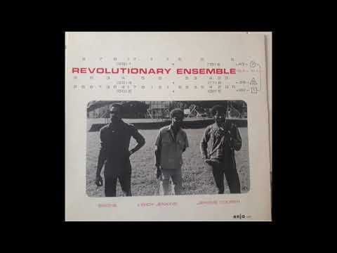 The Revolutionary Ensemble - Chicago