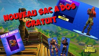 NEW SAC A FREE FORTNITE (SROUILLE TAS).