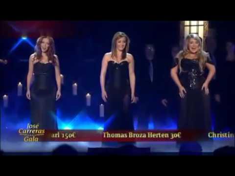 Celtic Woman O Come All Ye Faithful Adeste fideles 2010