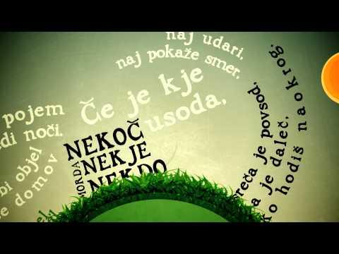TABU Nekoč nekje (Official Lyrics video)