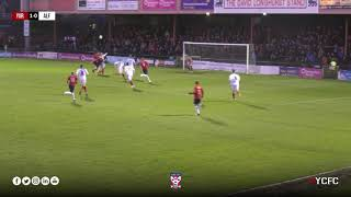 York City 1-0 Alfreton Town | Matchday Highlights